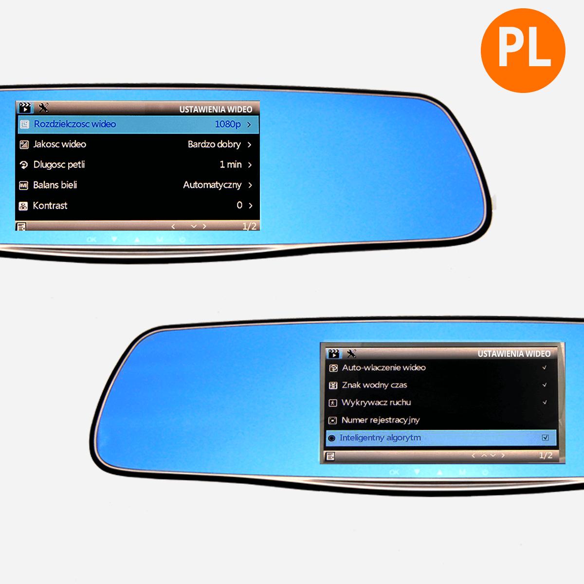 Kamera-samochodowa-LX40DUAL-polskie-menu-orllo-pl