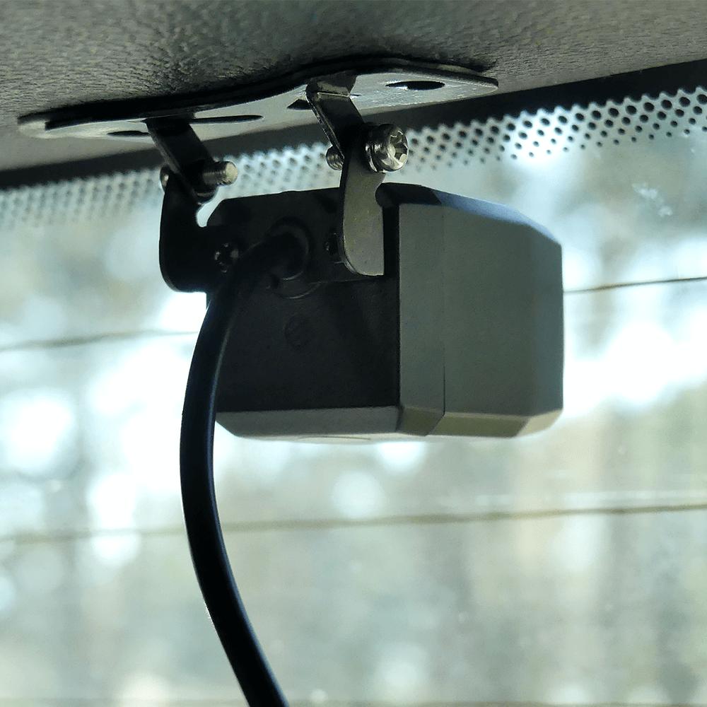 kamera samochodowa kamera cofania montaz wewnatrz orllo.pl
