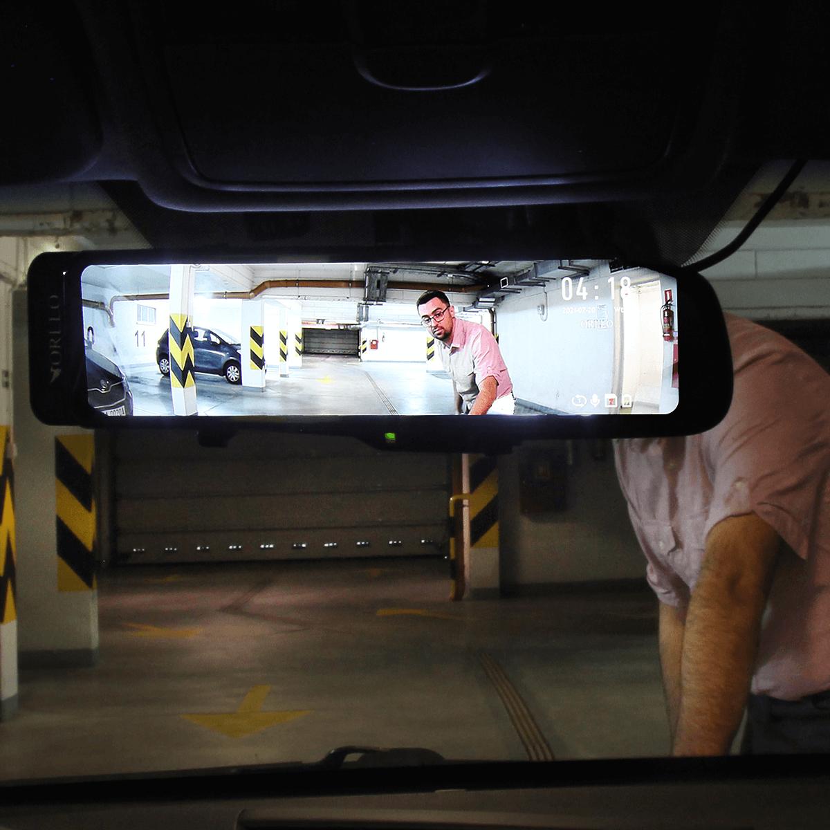 kamera z trybem parkingowym orllo.pl