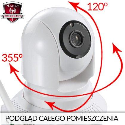 kamera ip wifi obrotowa