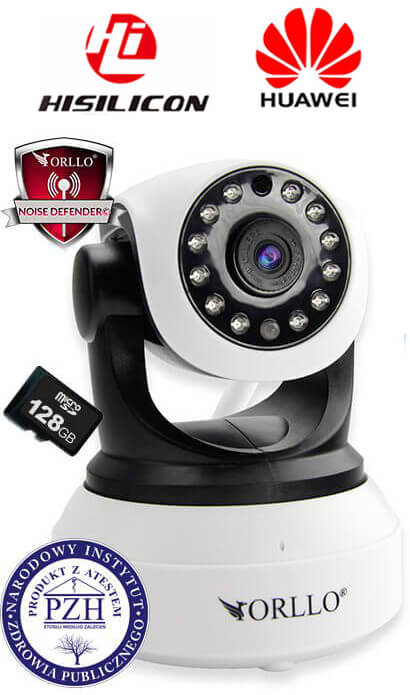 kamera IP Full HD - Orllo.pl
