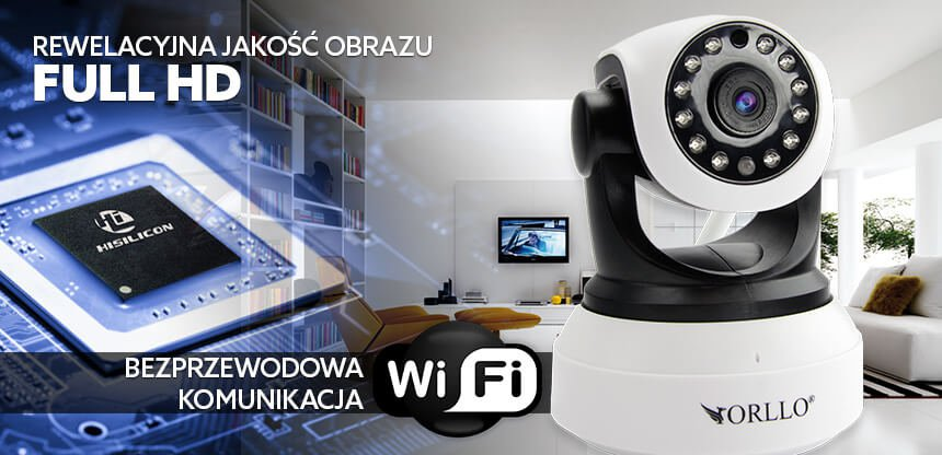 kamera ip do domu super hd- Orllo.pl
