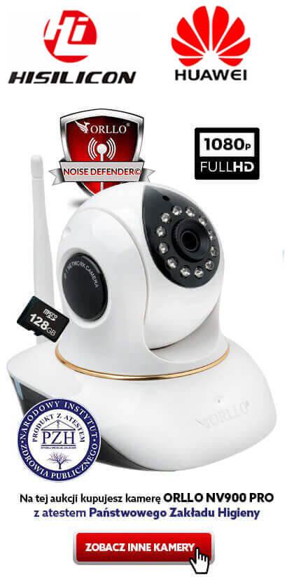 kamera IP Full HD - Orlo.pl