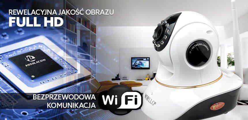 kamera ip do domu super hd- Orllo.pl