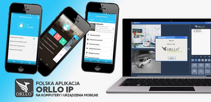 polska aplikacja - Orllo.pl