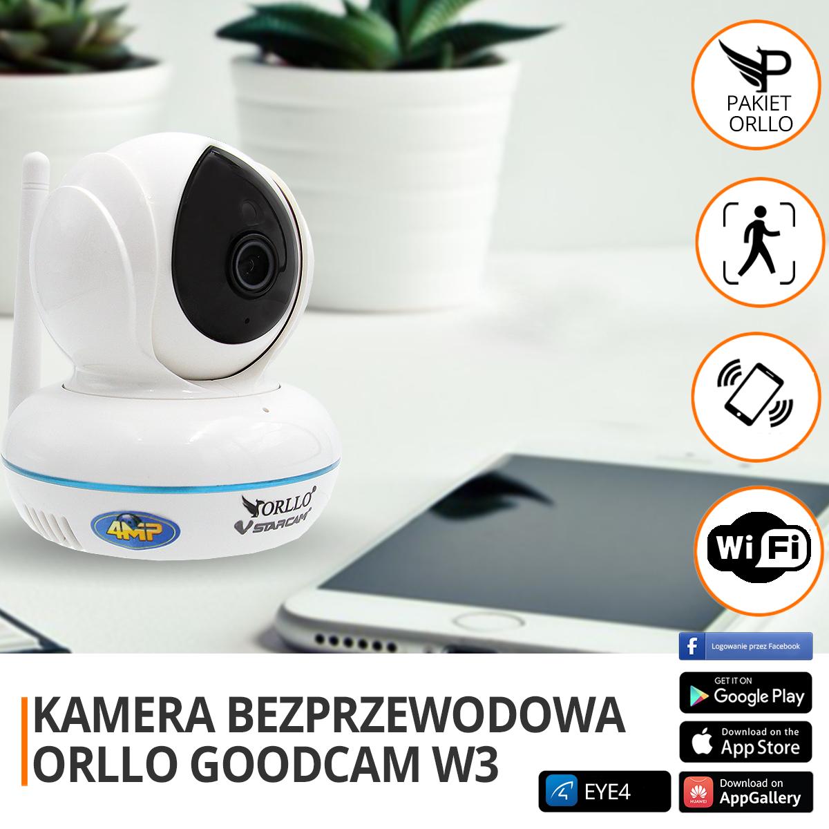 kamera bezprzewodowa domowa orllo.pl