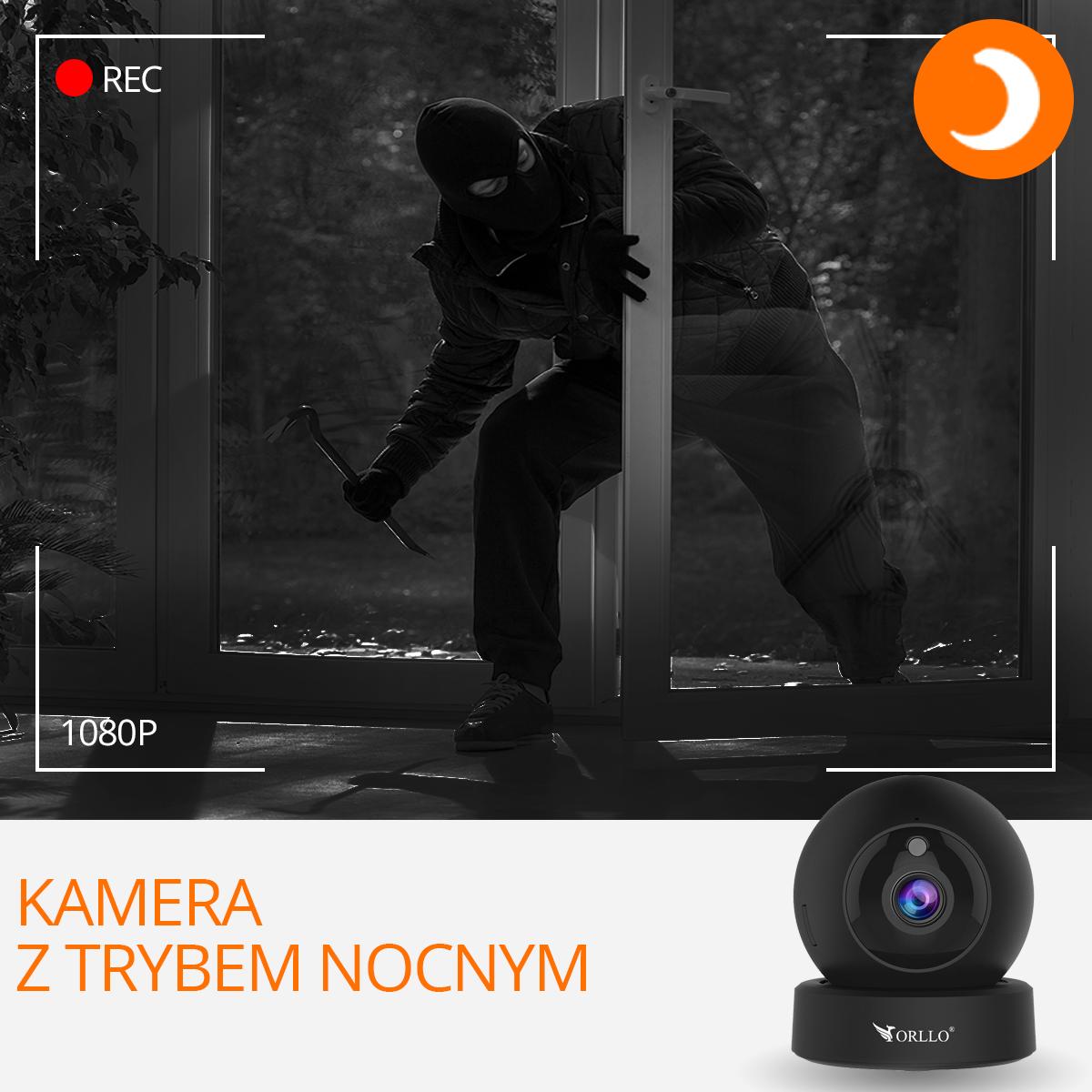kamera z trybem nocnym orllo.pl