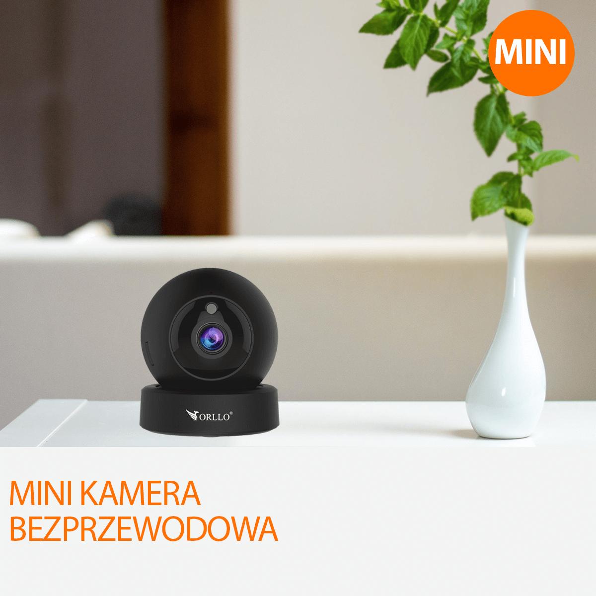 mała kamera bezprzewodowa ip wifi w4