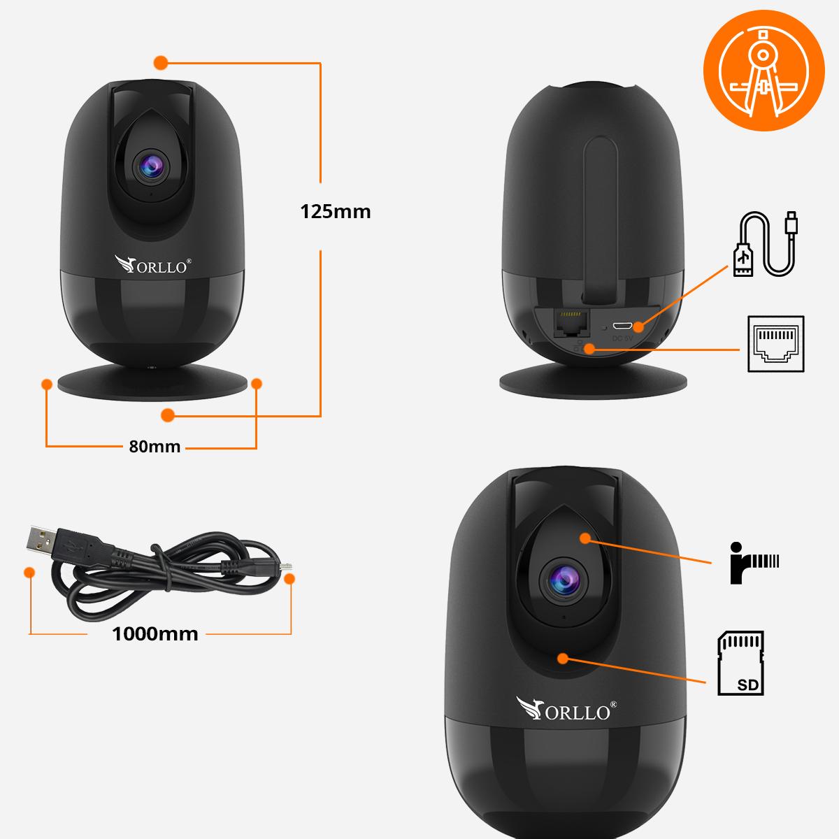 kamera bezprzewodowa specyfikacja