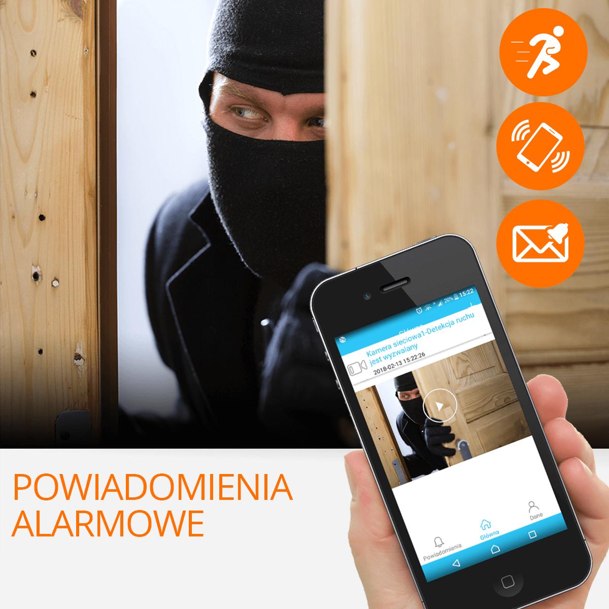 kamera z wykrywaniem ruchu orllo.pl