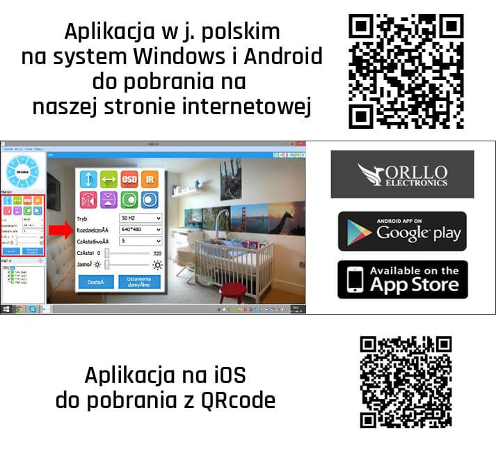 aplikacja orrlo rocam