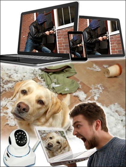 Kamera ORLLO-ROCAM jako domowy monitoring