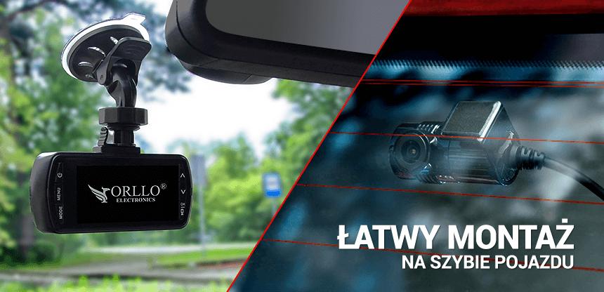 jak zaistalować kamerę samochodową - orllo.pl