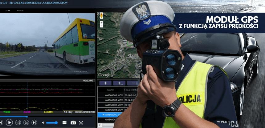 rejestrator jazdy z systemem optymalizacji jakości obrazu