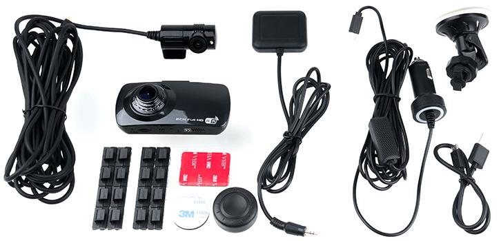 akcesoria do kamery samochodowej