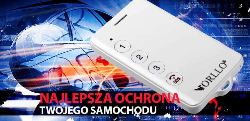 lokalizator GPS samochodowy - orllo.pl