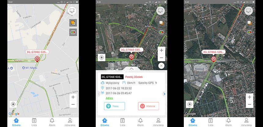 lokalizator GPS do monitoringu flotą pojazdów - orllo.pl