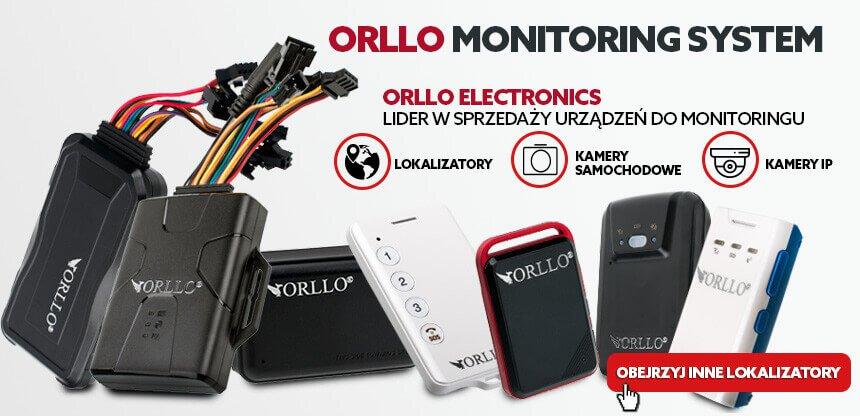lokalizatory GPS ORLLO.pl