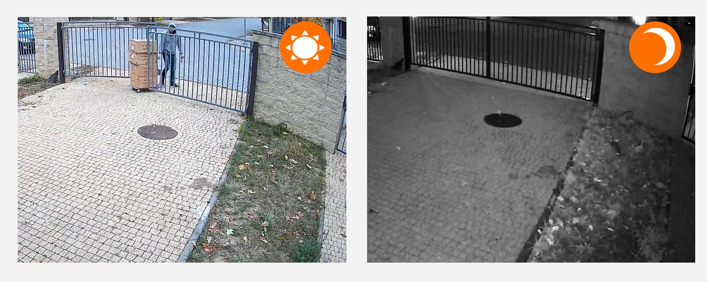 kamera na podczerwien widok dzien noc orllo.pl