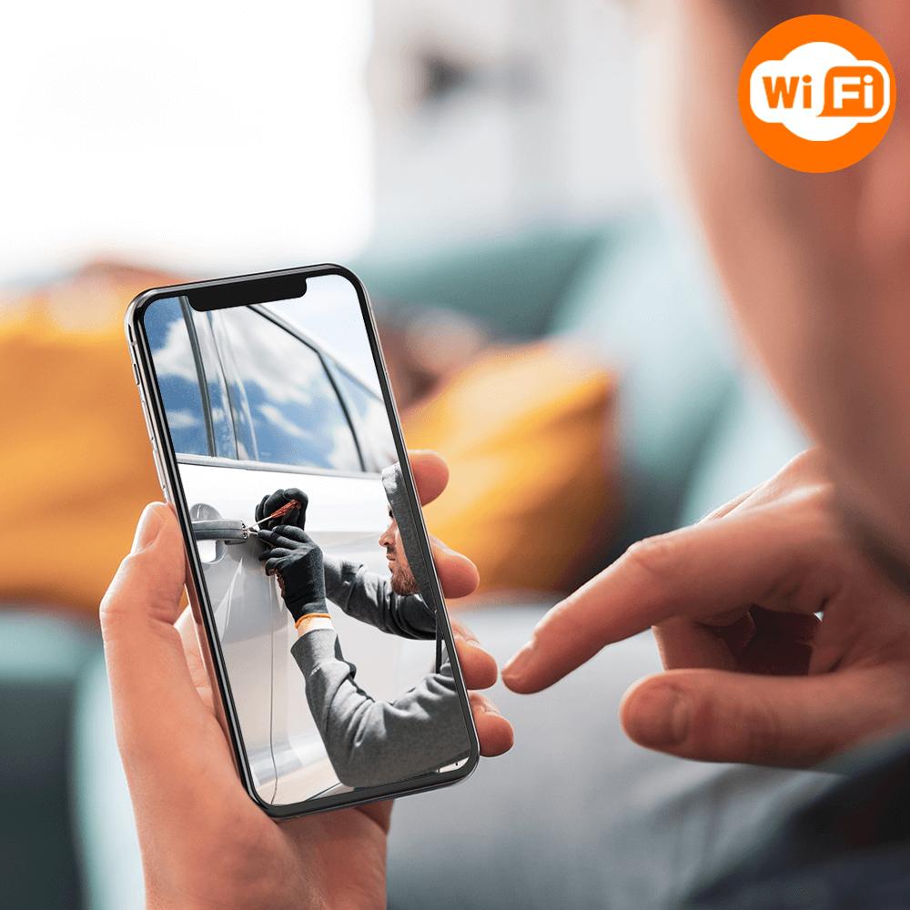 kamera bezprzewodowa WiFI orllo.pl