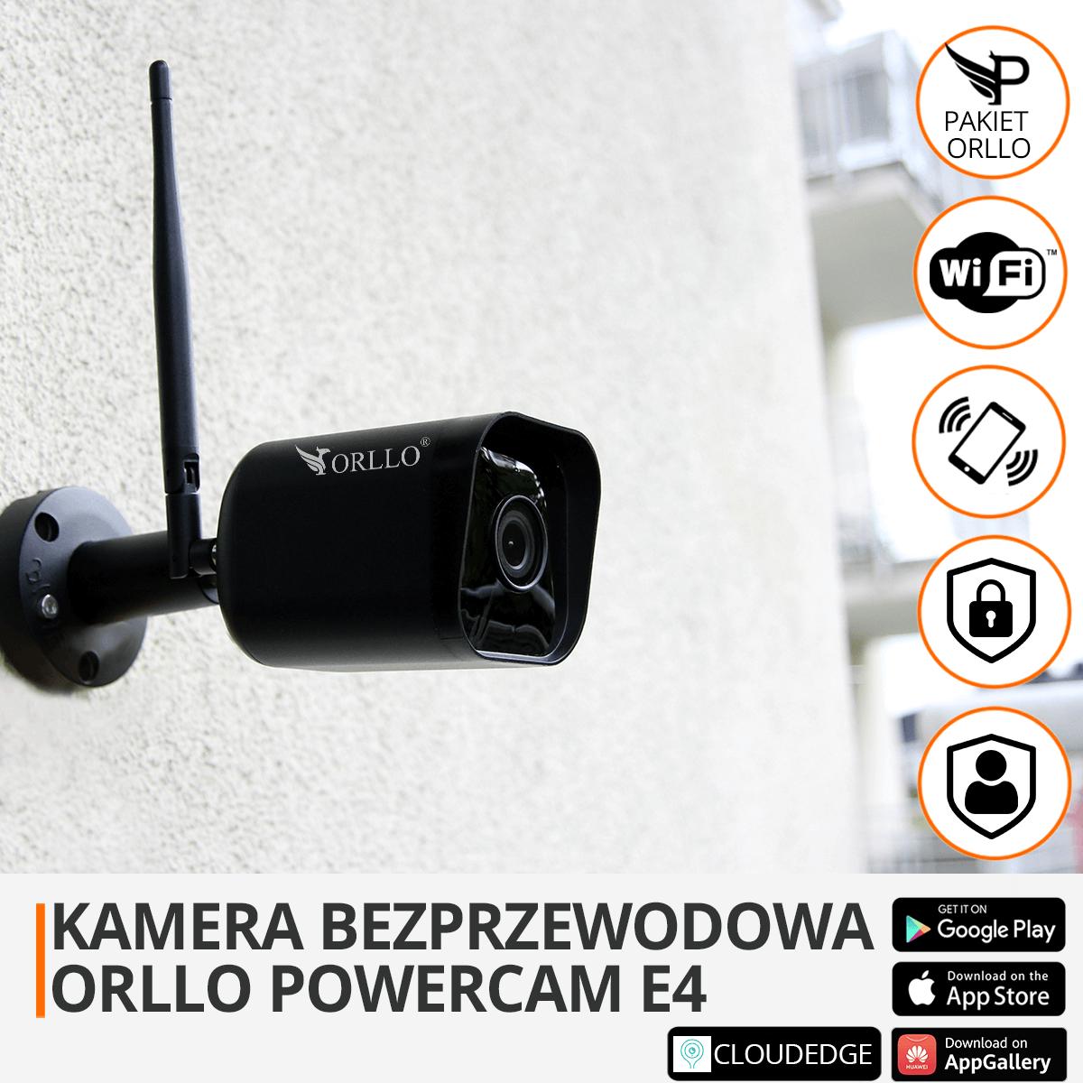 kamera bezprzewodowa domowa funkcje orllo.pl