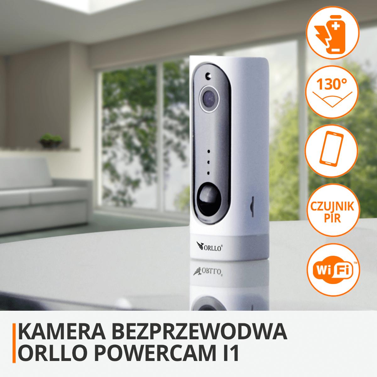 kamera na baterie 100% bezprzewodowa orllo.pl