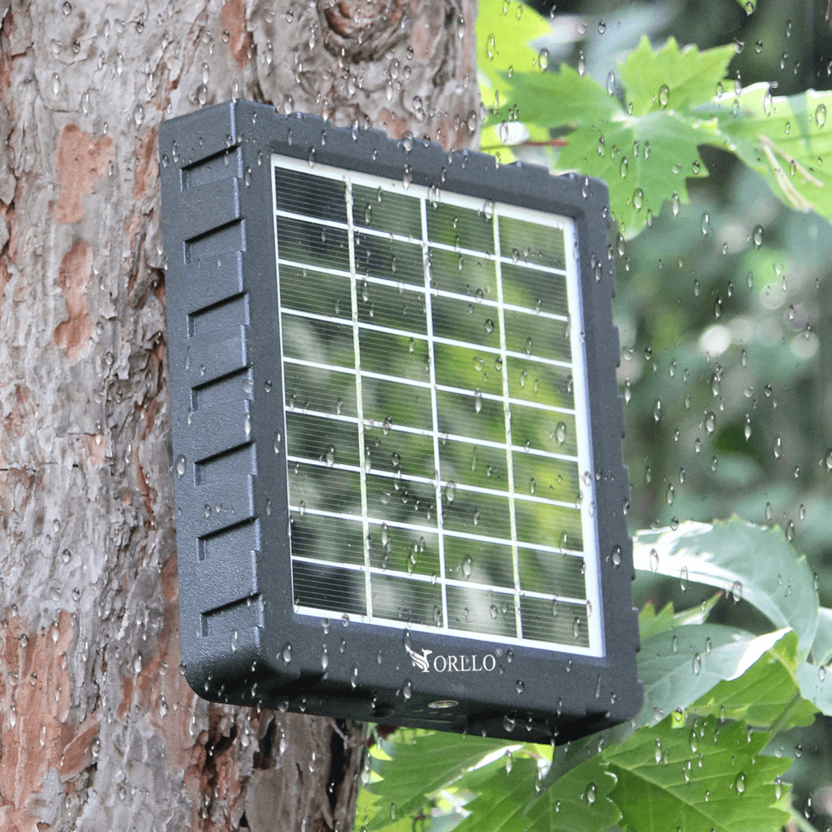 Panele słoneczne do fotopułapki IP54  orllo.pl