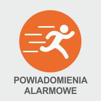 powiadomienia alarmowe orllo.pl