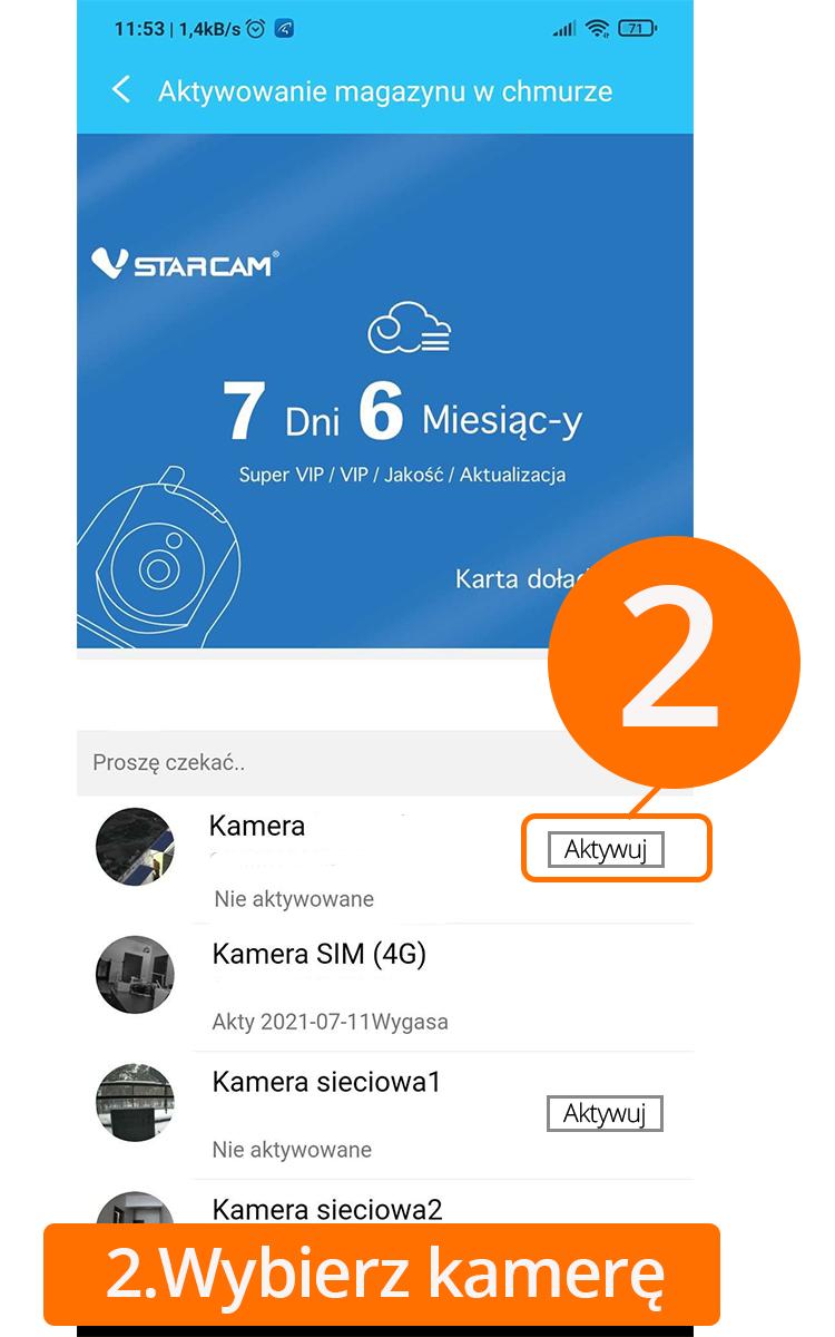 monitoring w chmurze prosty sposób aktywacji orllo.pl