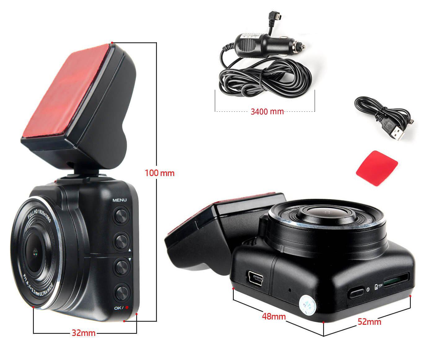 akcesoria kamery samochodowej - Orllo.pl