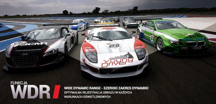 rejestrator samochodowy jazdy z WDR - Orllo.pl