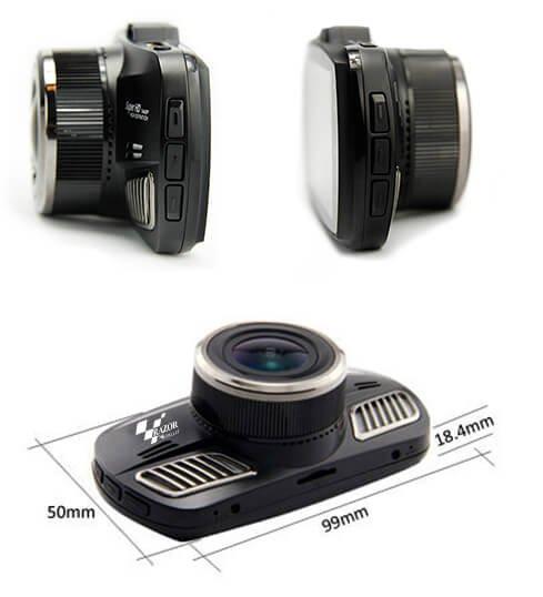 funkcje kamery samochodowej