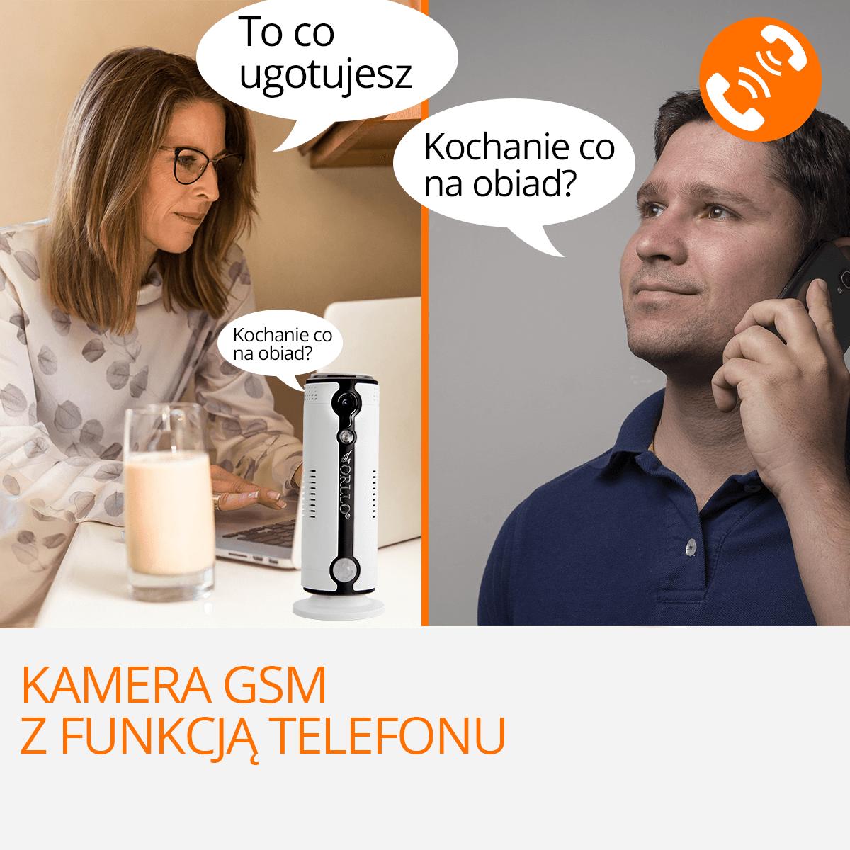 kamera na karte funkcja telefonu orllo.pl