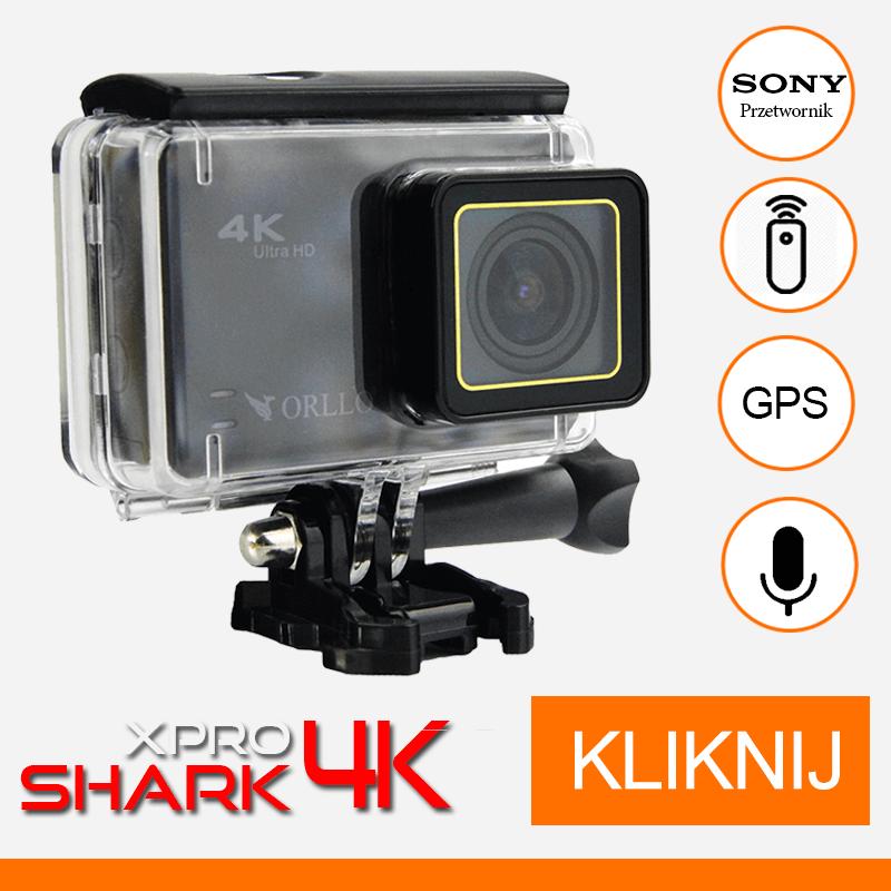 kamerka-sportowa-4k-XPRO-SHARK  -gyrostabilizacja-orllo-pl