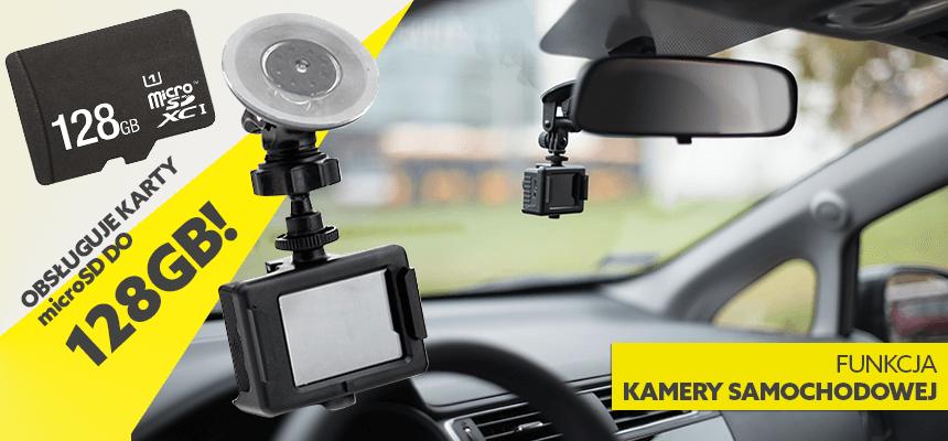 kamera sportowa i samochodowa