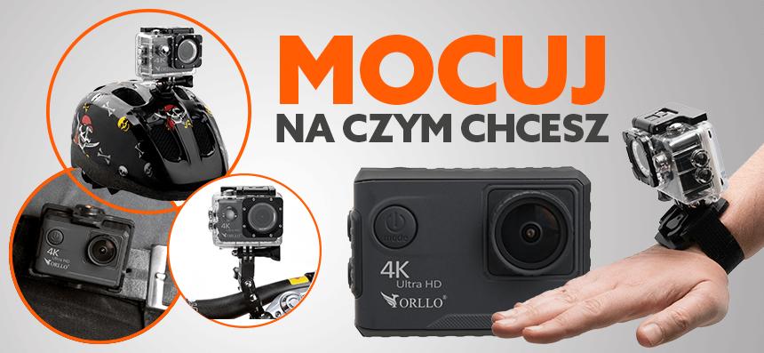 akcesoria do kamery sportowej - orllo.pl