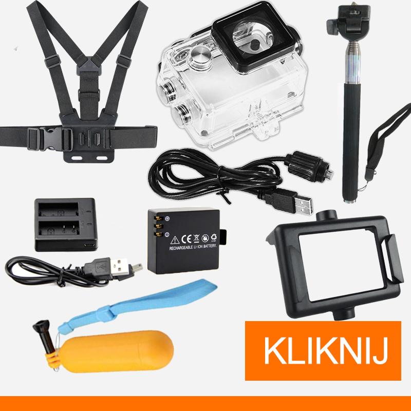 kamera sportowa 4k akcesoria orllo.pl