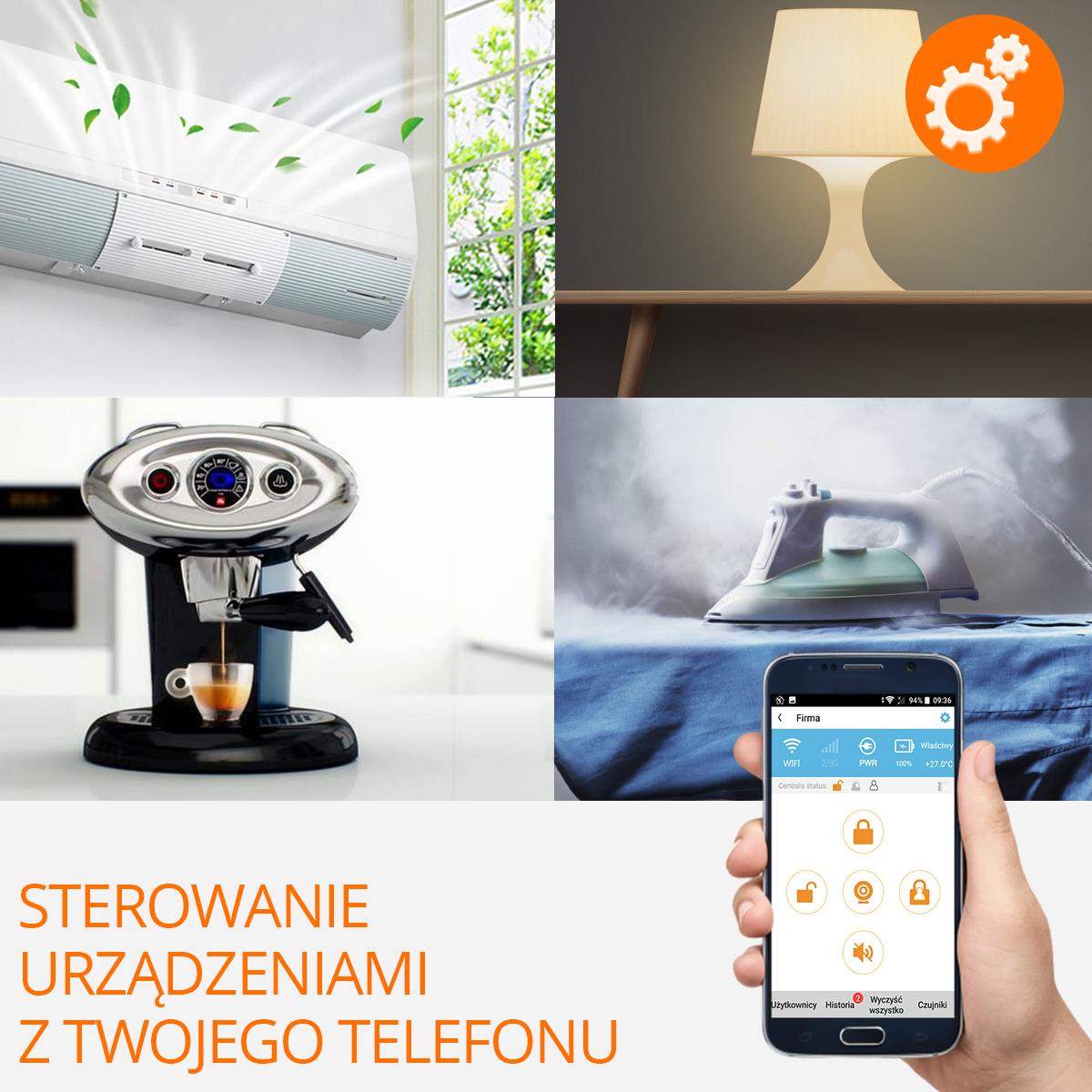 Zestaw alarmowy szeroki zasieg orllo.pl
