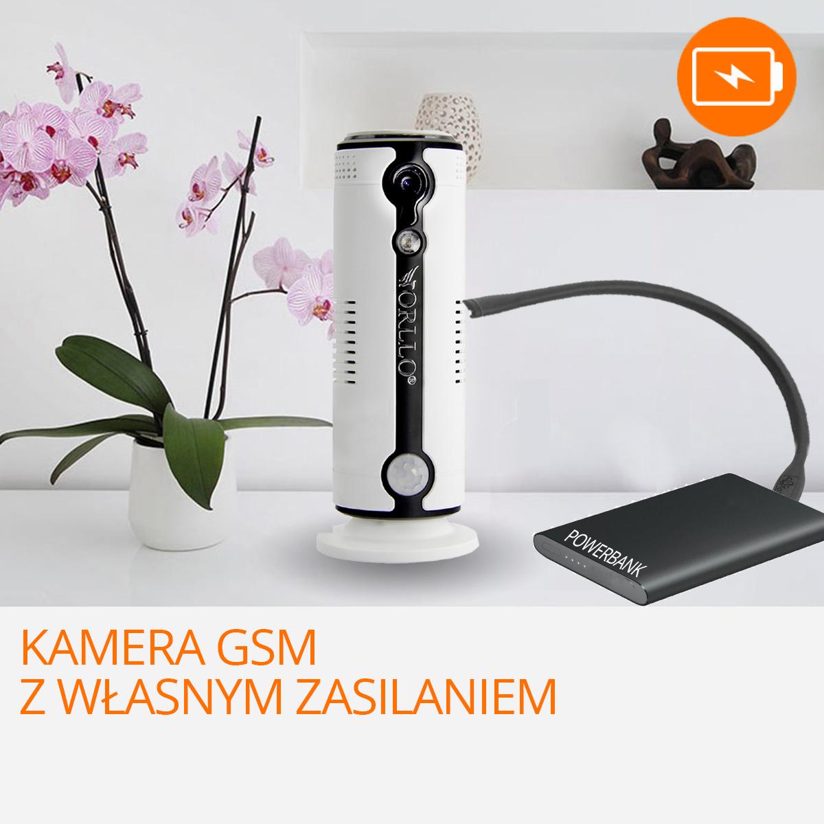 kamera gsm dwustronna komunikacja funkcja telefonu