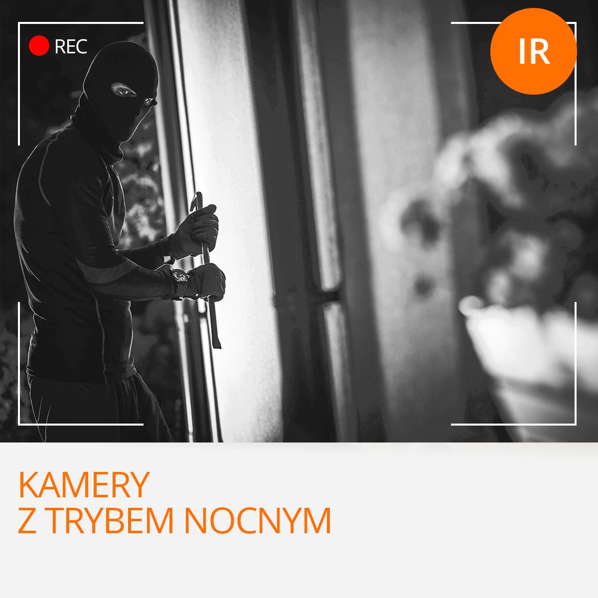 zestaw kamera bezprzewodowa ip na podczerwien orllo.pl