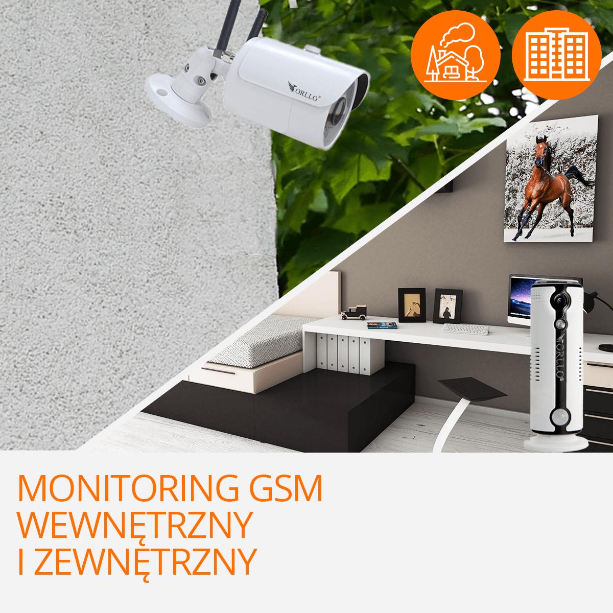 zestaw kamer wifi gsm orllo.pl