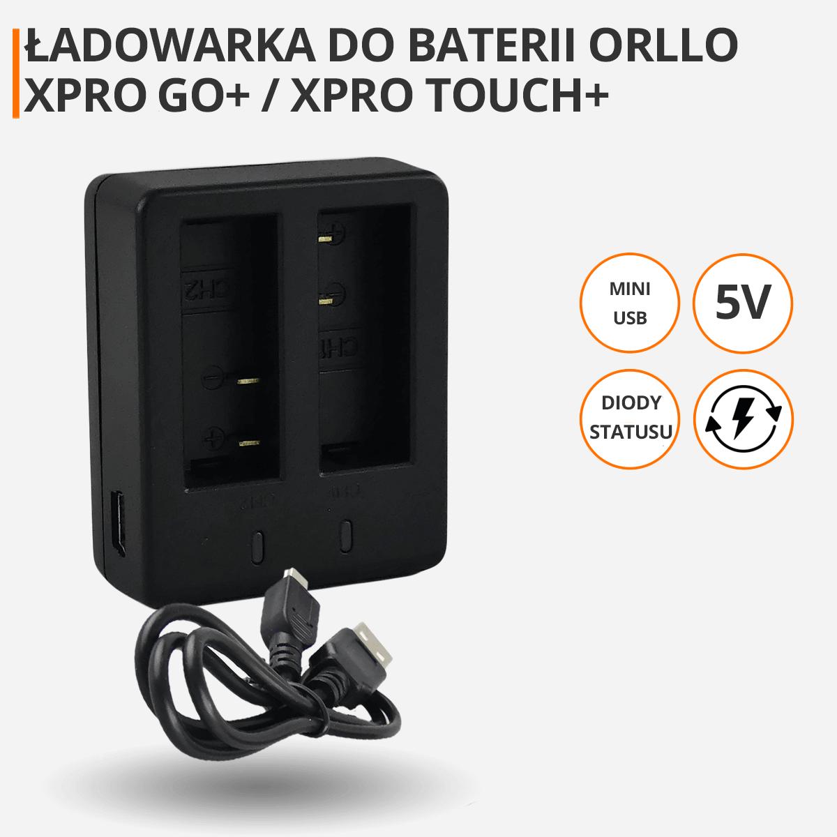 ladowarka-baterii-do-kamery-sportowej-orllo-xpro