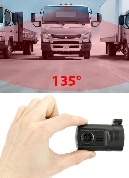 Kąt widzenia mini kamery SX-610G