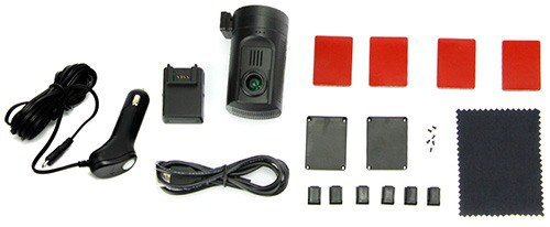 Skład zestawu ORLLO SX-610G